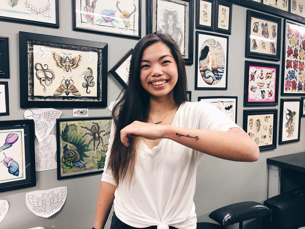 Idolize Tattoo: 226 Main Ave S, Renton, WA