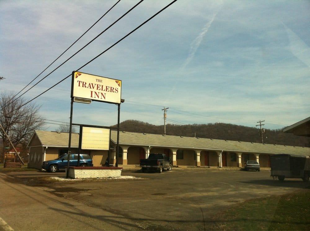 Traveler's Inn: 519 N State Route 2, New Martinsville, WV