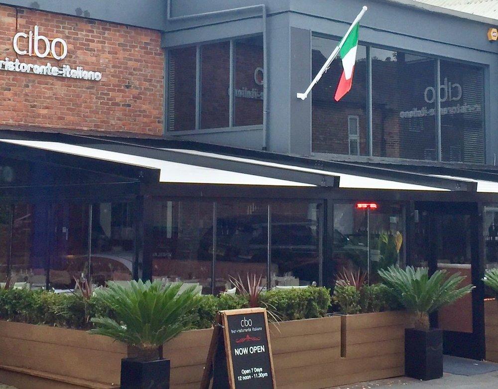 Cibo Restaurant: 26-28 Green Lane, Wilmslow, CHE