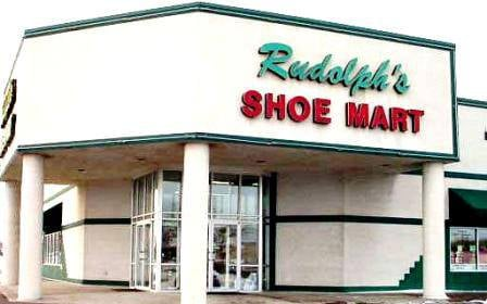 Rudolph S Shoe Mart Sioux Falls Sd