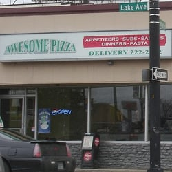Photo Of Awesome Pizza Manchester Nh United States Old Location On Lake