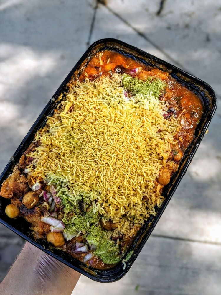 Bombay Chaat: 2044 Euclid Ave, Cleveland, OH
