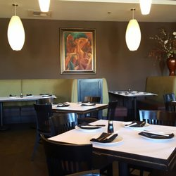 Photo Of New Moon Restaurant Valencia Ca United States Interior