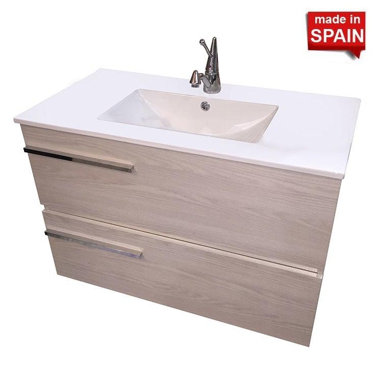 In Samara European Bathroom Vanity Socimobel Made In Spain Please - Bathroom vanity brooklyn