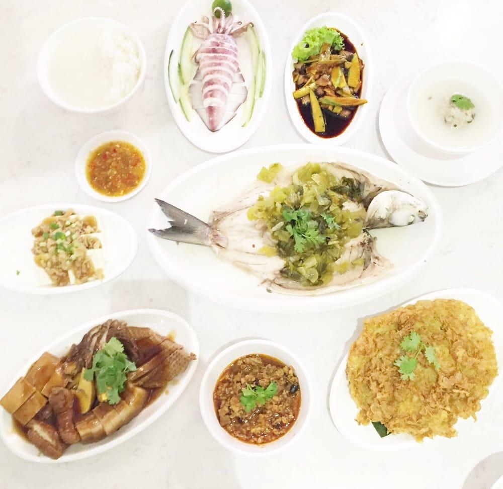 ChaoZhou Porridge Singapore