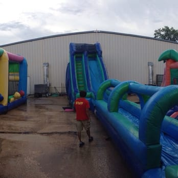 Water Inflatables For Rent Dothan Al