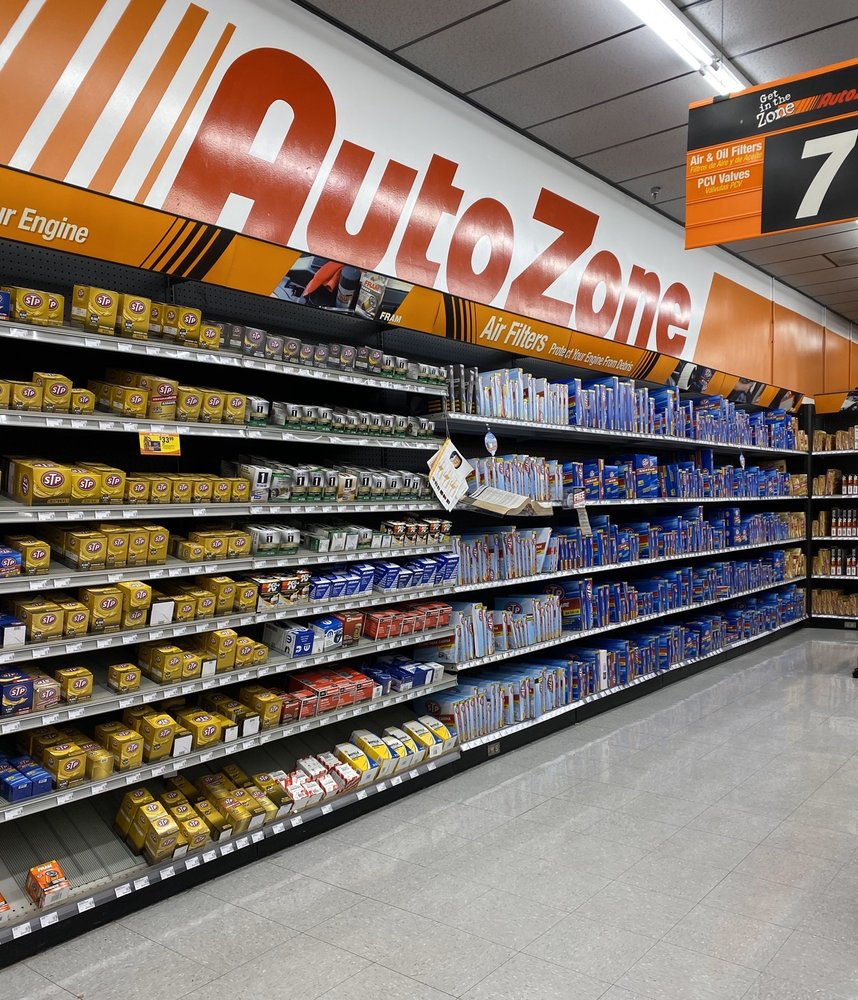AutoZone: 6300 N Rosemead Blvd, Temple City, CA