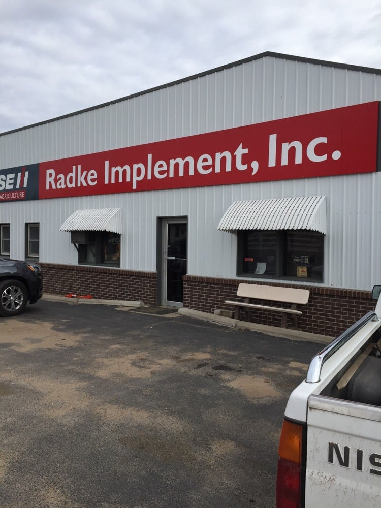 Radke Implement: 3099 182nd St, Russell, KS