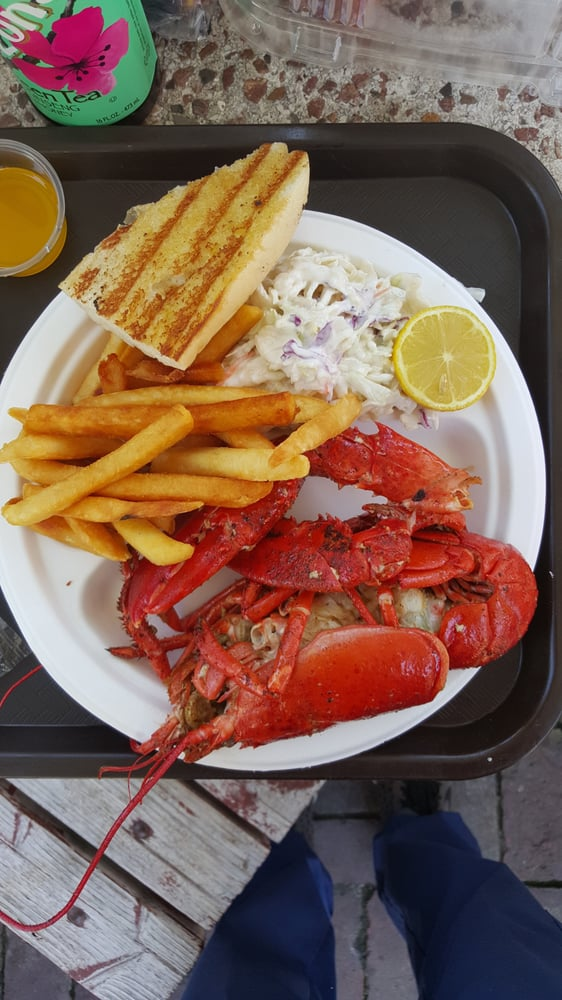 Grilled Lobster plate - Yelp