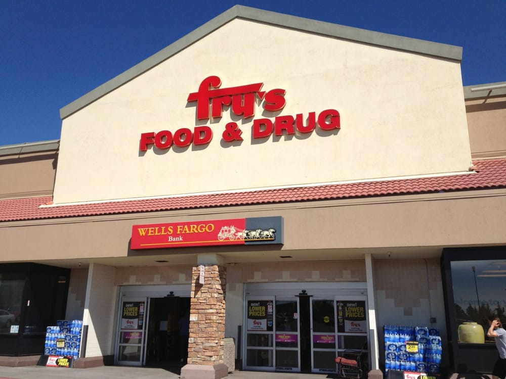Where Are Frys Food Stores Located