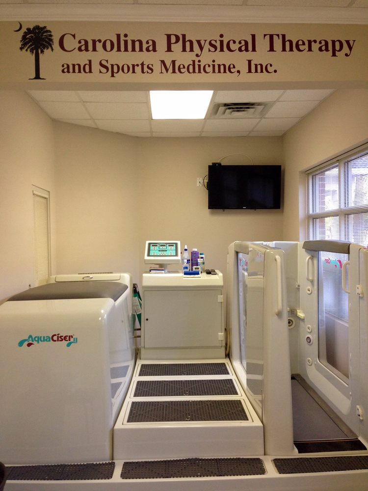 Carolina Physical Therapy and Sports Medicine: 3040 Hwy 17 N, Mount Pleasant, SC