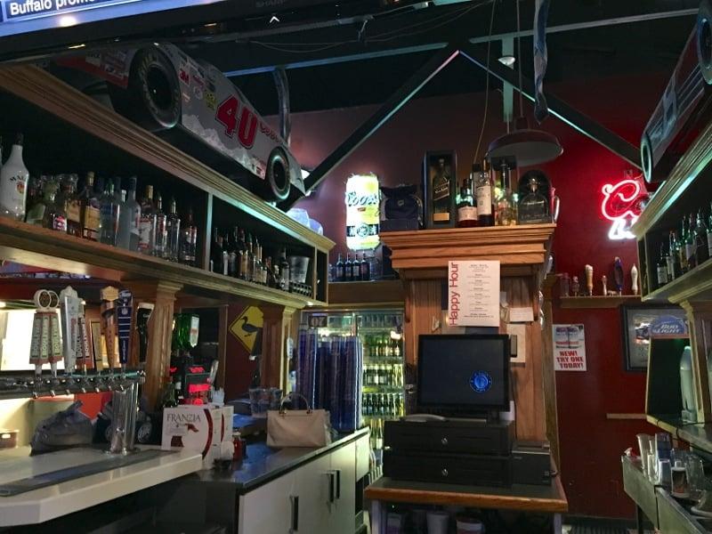 Bruff's Bar & Grill: 2640 W 18th Ave, Emporia, KS