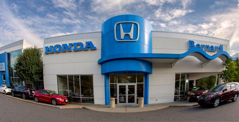 Bernardi honda 25 photos 140 reviews garages 960 for Honda worcester ma