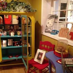 Red Shoes - Home Decor - 332 S Ashley St, Downtown Ann Arbor, Ann ...