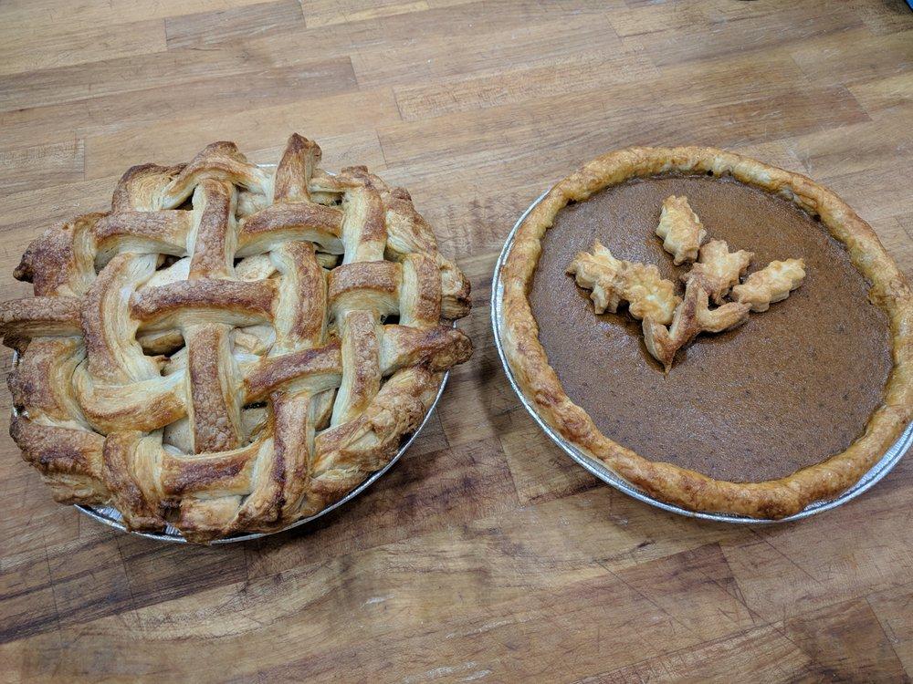 Two Spot Bakery: 173 W Bell St, Sequim, WA