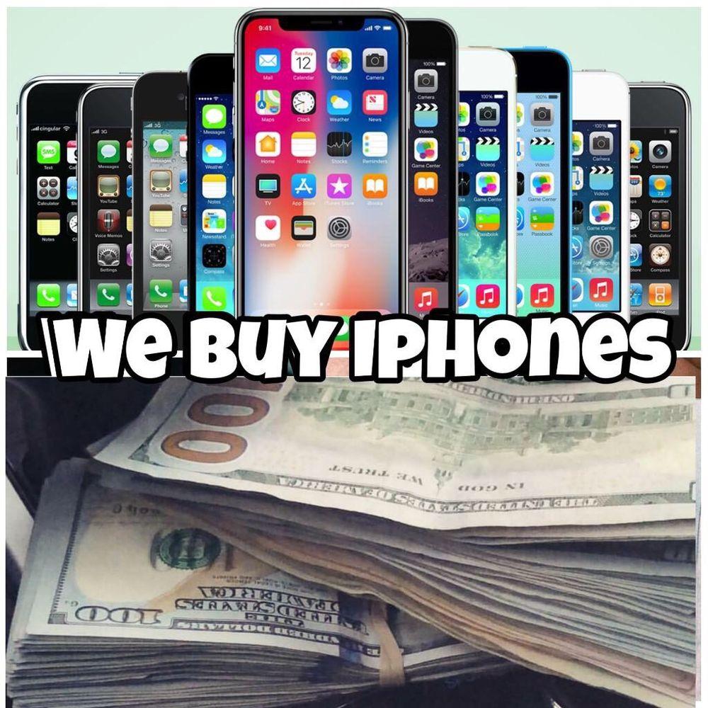 We Buy Iphone: Decatur, GA