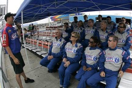 Richard Petty Driving Experience: Michigan International Speedway 12626 US-12, Brooklyn, MI