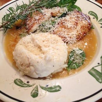 Photo Of Olive Garden Italian Restaurant Mentor Oh United States Garlic Rosemary