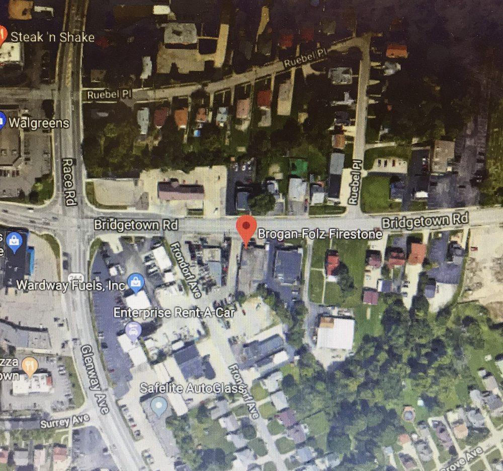Brogan & Folz Firestone: 4511 Bridgetown Rd, Cincinnati, OH