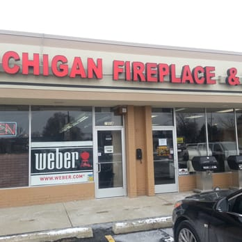 Michigan Fireplace & Barbecue - Fireplace Services - 2908 E Long ...