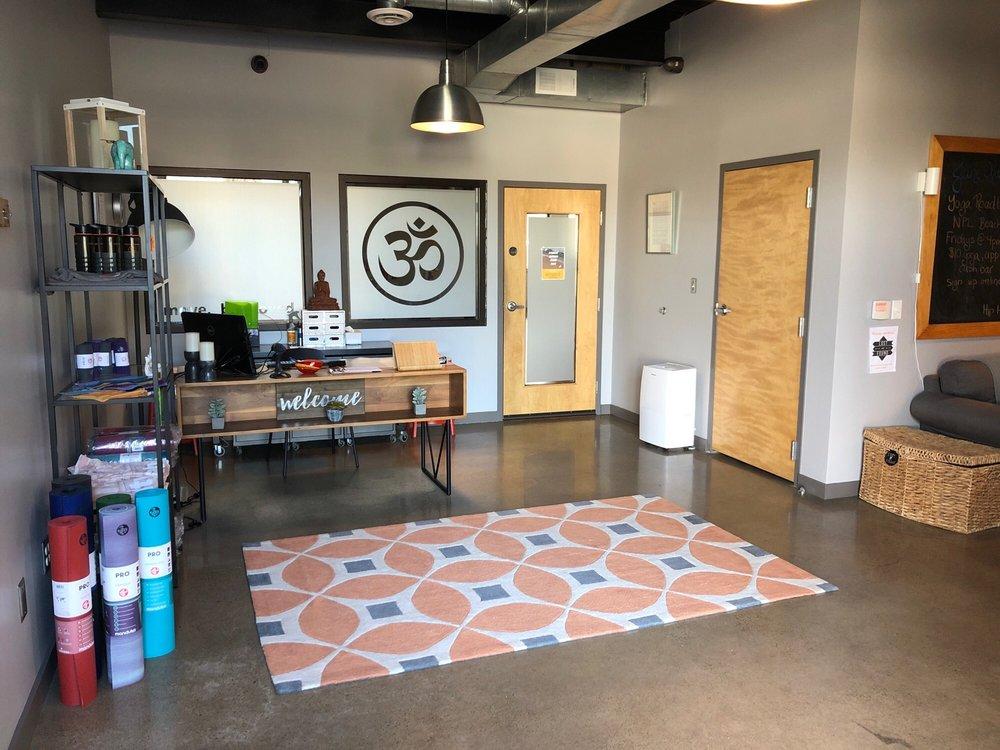 Salt Power Yoga Studio