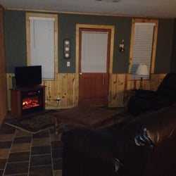 Photo Of Lake Texoma Cabin   Pottsboro, TX, United States. Living Area