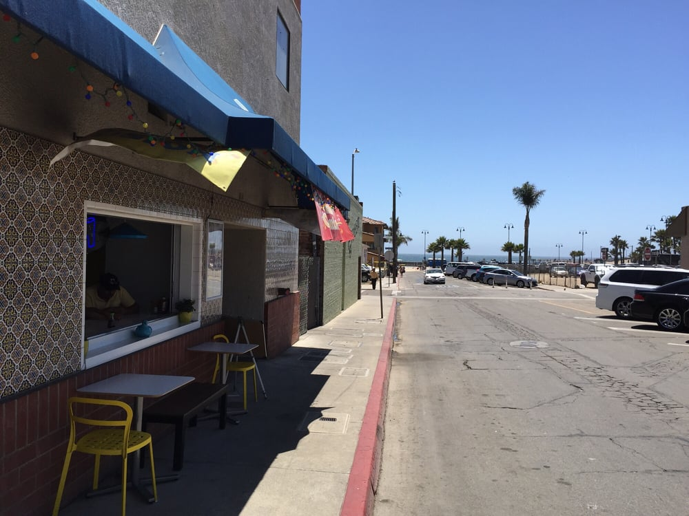 Photo Of Fay S Fusion Pismo Beach Ca United States View From Restaurant