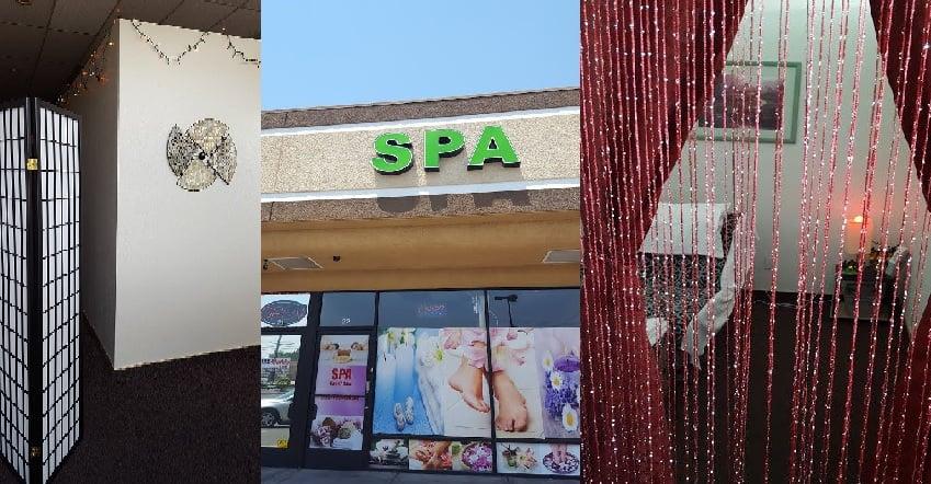 Asian getting massage hidden cameras-4037