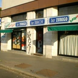 Bar zurigo caff e t via inganni 103 bande nere for Centro diagnostico via saint bon milano