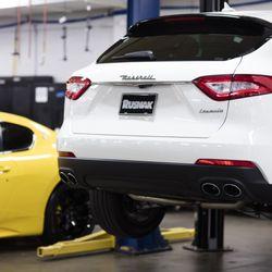 Photo Of Rusnak Service Center   Jaguar Maserati Bentley Rolls Royce    Pasadena, CA