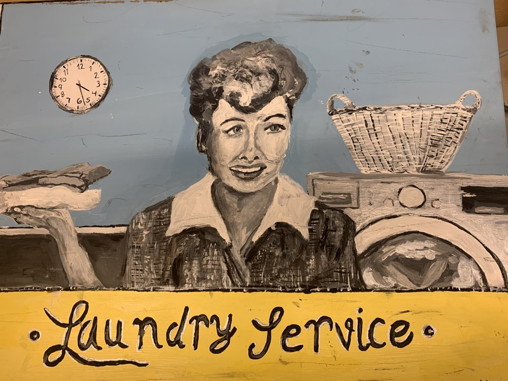 The Laundry Basket: 4373 Maynardville Hwy, Maynardville, TN