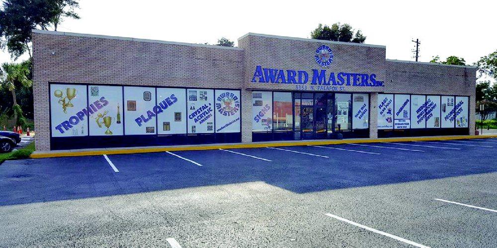 Award Masters: 5353 N Palafox St, Pensacola, FL