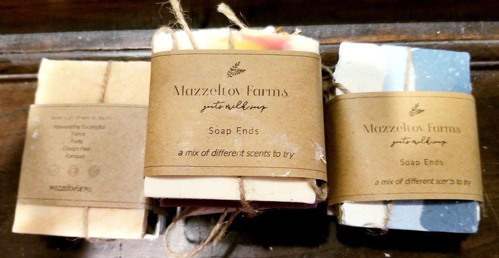 Mazzeltov Farms: Denair, CA