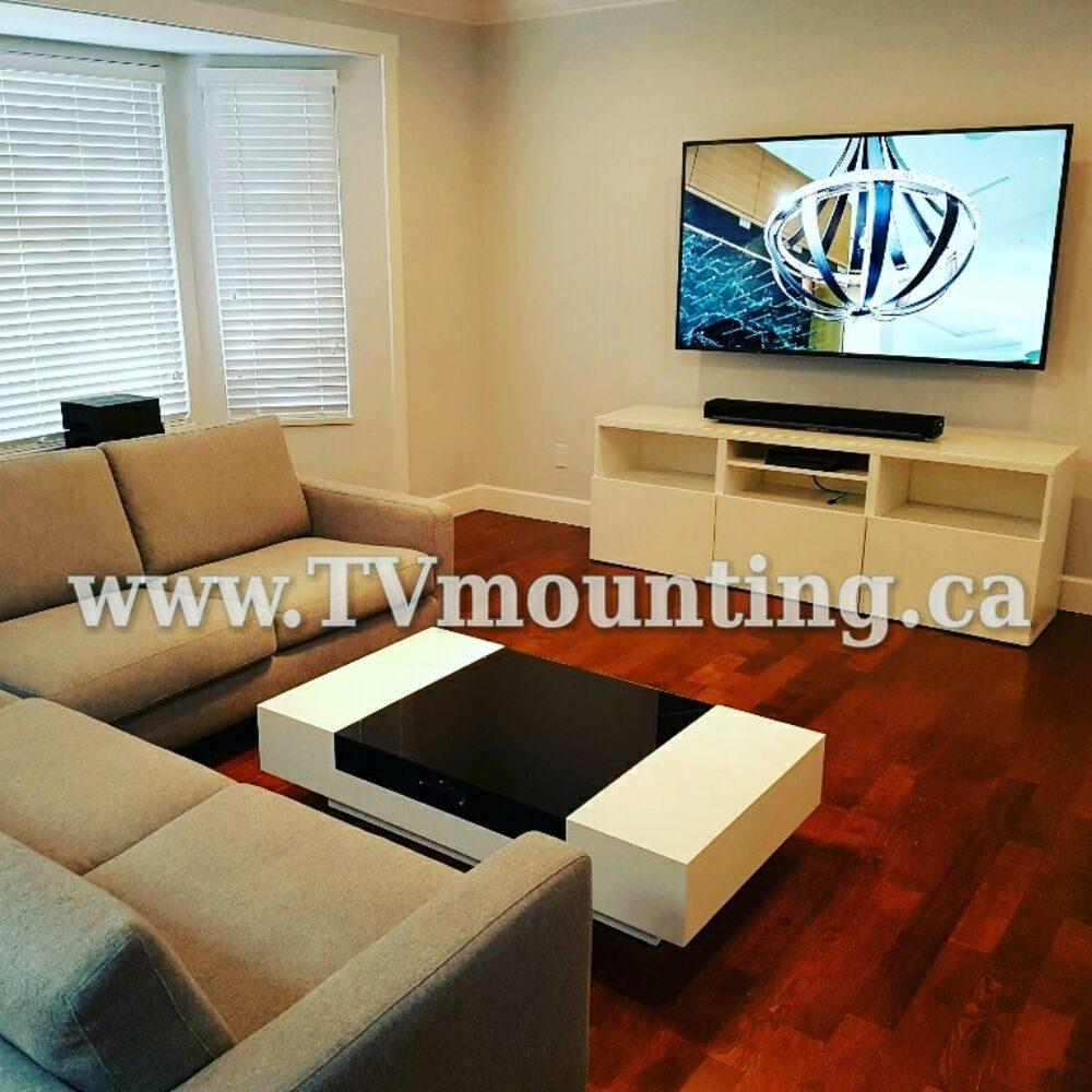 Enjoyable 65 Inch Hdtv 4K Fmx3 Full Motion Tv Wall Mount In Wall Wiring 200 Wiring 101 Tzicihahutechinfo