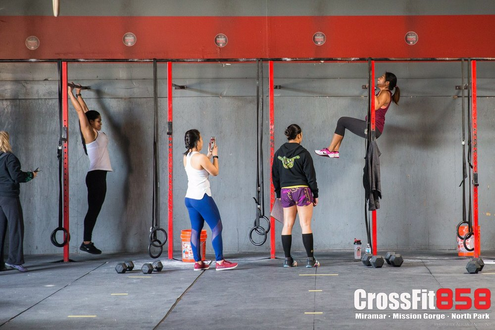 CrossFit 858 Mission Gorge