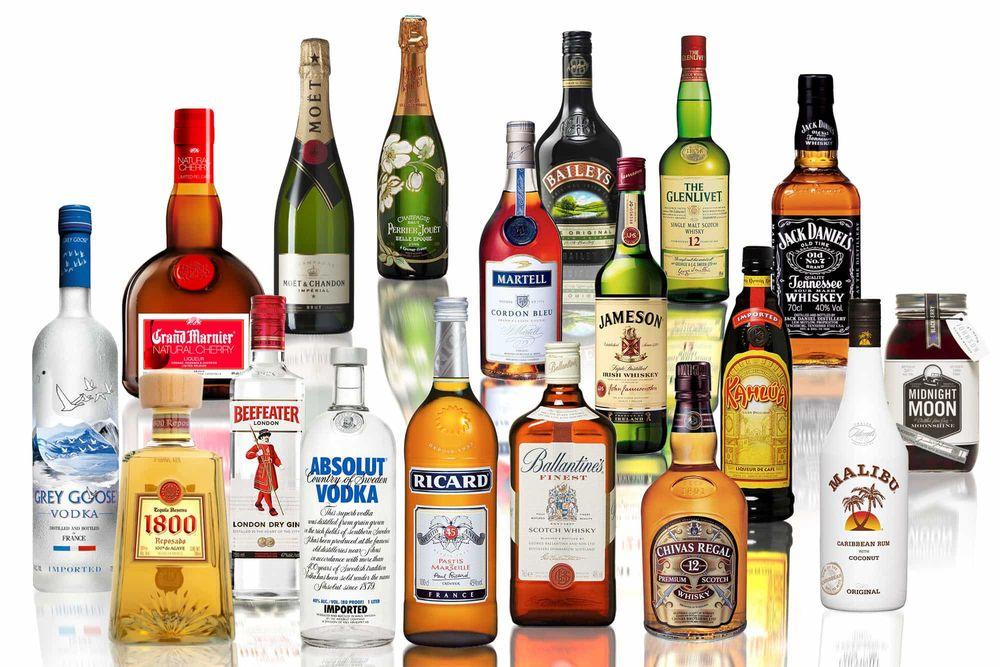 Social Spots from Galaxy Spirits Liquors