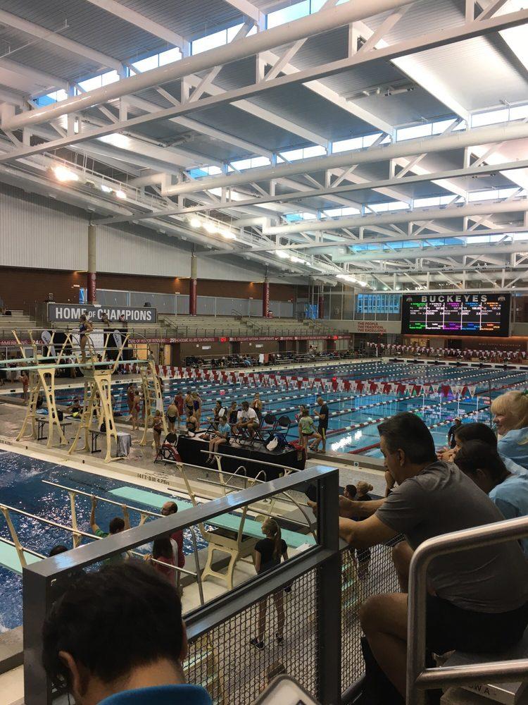 McCorkle Aquatic Pavilion