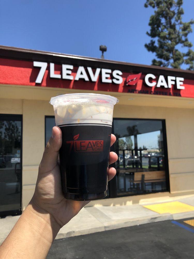 7 Leaves Cafe: 11968 Garvey Ave, El Monte, CA