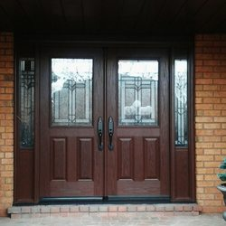 Photo Of The Door Dudes   Burlington, ON, Canada. Fibreglass Double Door And