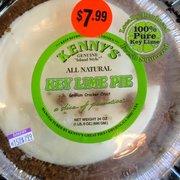 genuine key lime pie