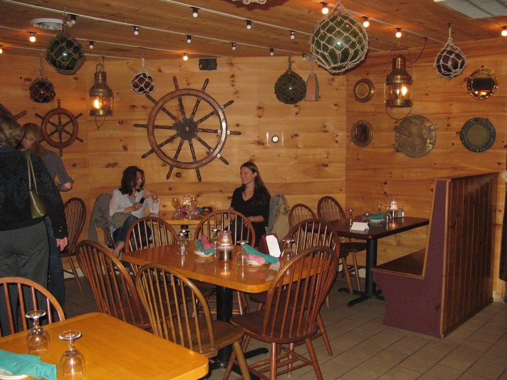 Boathouse Bistro Tapas Bar Restaurant
