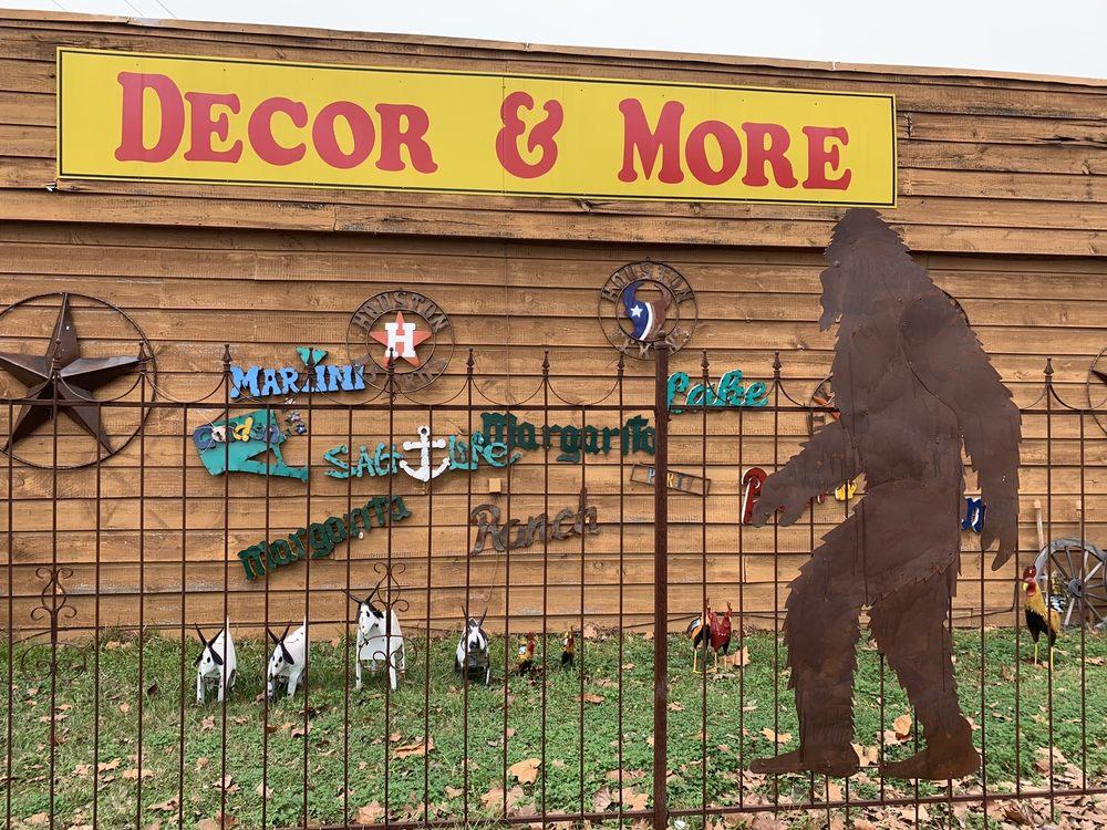 Decor & More: 202 N Home St, Corrigan, TX