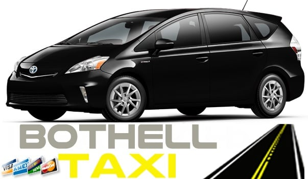 Bothell Airport Taxi: Bothell, WA