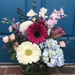 Photo of The Flower Company - Starkville, MS, United States. Bowl arrangement