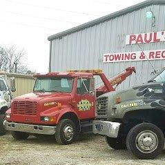 Towing business in Hartselle, AL