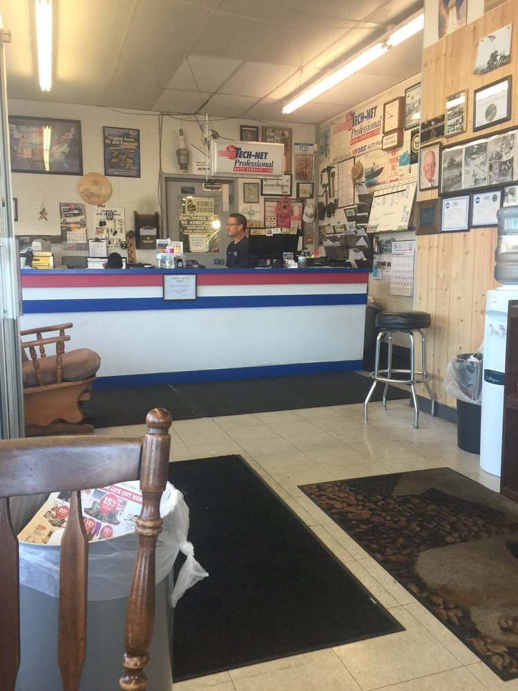 George's Auto Repair: 820 N Euclid Ave, Bay City, MI
