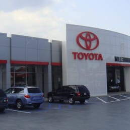 Photo Of Millennium Toyota Hempstead Ny United States The Front