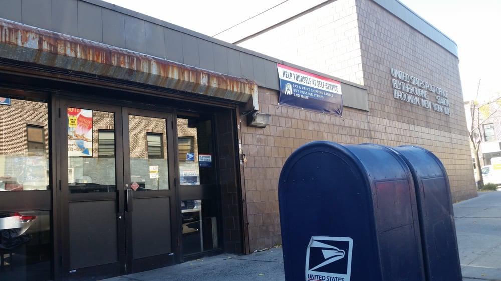 Blythebourne Post Office