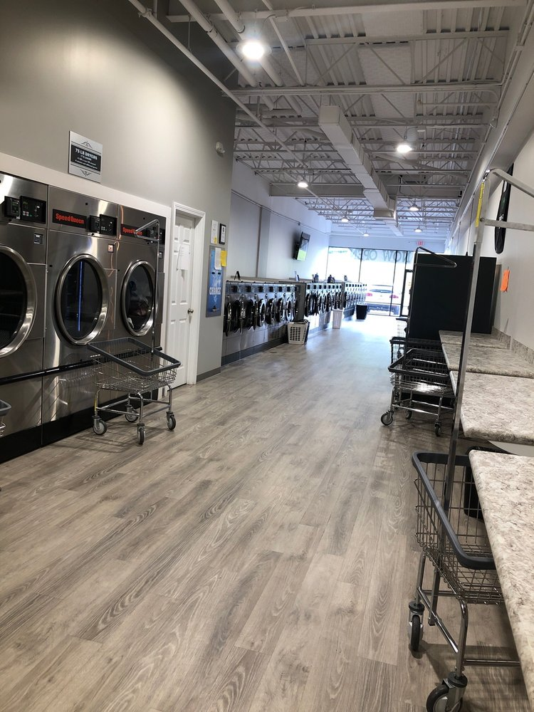 Ultra Coin 2 laundromat: 1118 North Colony Rd, Wallingford, CT