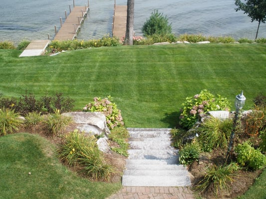 Photo of A Cut Above Landscaping Inc - Meredith, NH, United States. A - A Cut Above Landscaping Inc - Landscaping - Meredith, NH - Phone